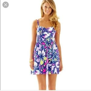 Lilly Pulitzer Size 14 Christine Dress Tropical